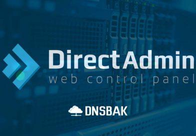 Direct Admin DNS